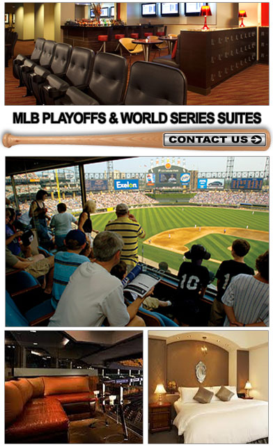 World Series Tickets, World Series Luxury Suites