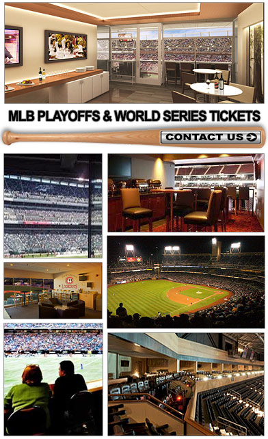 World Series Tickets for Sale